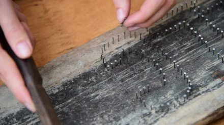 board with nails 7